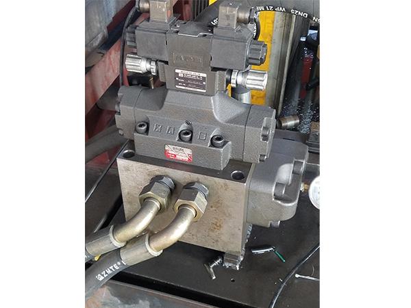 龙门磨床液压改造